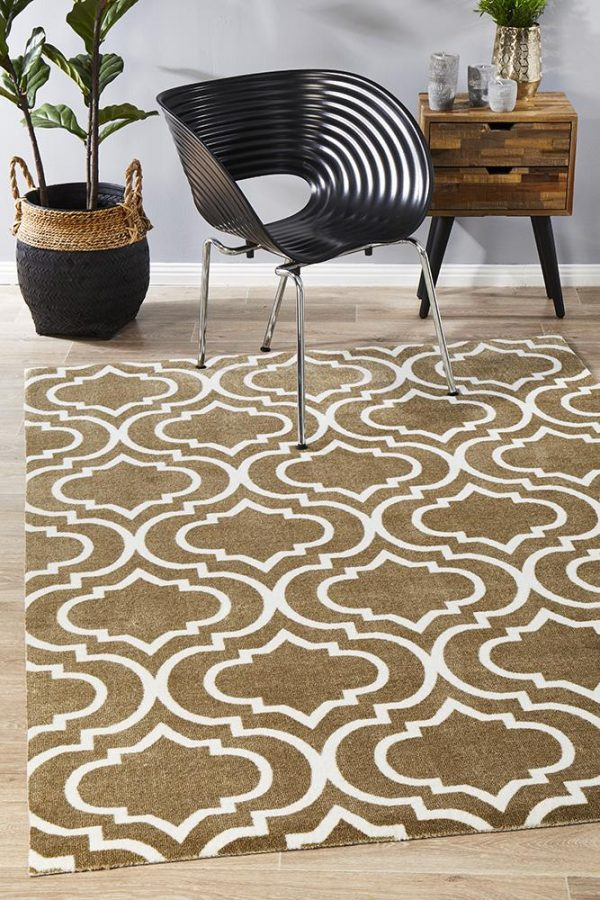 CIT-561-ASH Modern Grey Rug - The Flooring Guys