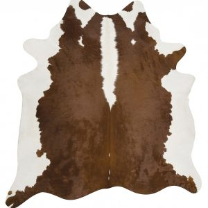 COWHIDE-NAT-HEREF Cowhide Multi Rug - The Flooring Guys