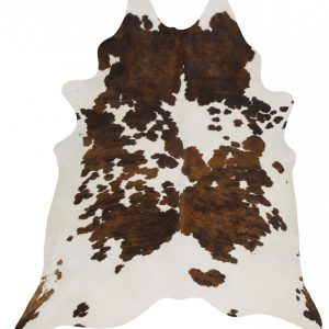 COWHIDE-NAT-TRI Cowhide Multi Rug - The Flooring Guys