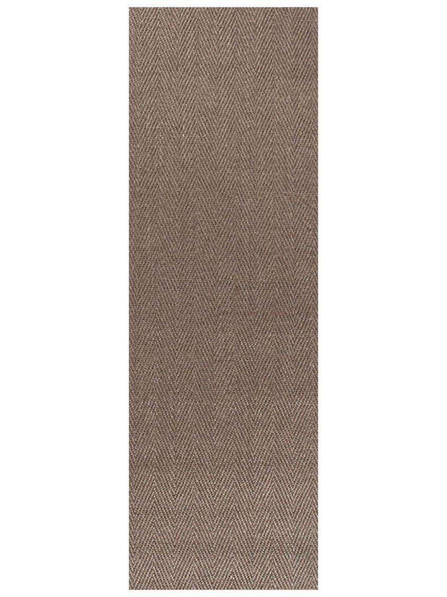 Natural Sisal Rug Herring Bone Brown