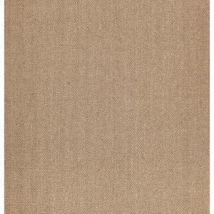 ECO-HER-BRO Flat Weave Brown Rug - The Flooring Guys