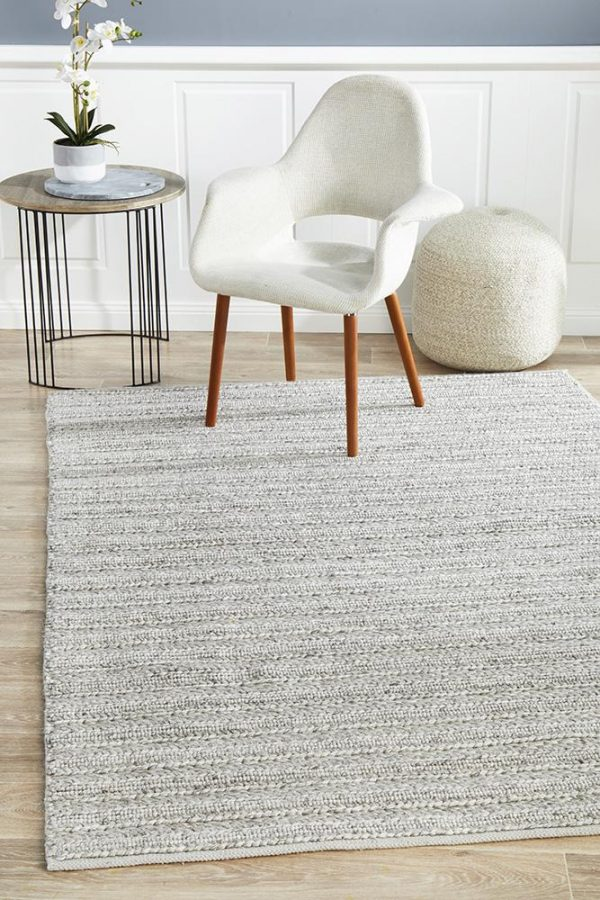 HST-801-SILV Other Silver Rug - The Flooring Guys