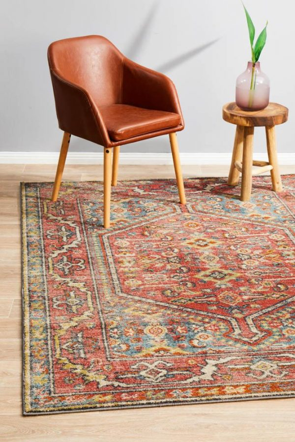 LEG-856-CRIM Modern Multi Rug - The Flooring Guys
