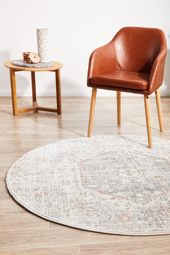 MAY-LOR-SIL-RO Transitional Multi Rug - The Flooring Guys