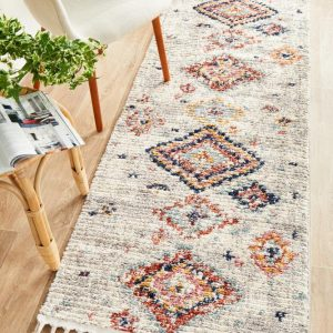 MKS-222-SIL-RU Contemporary Multi Rug - The Flooring Guys