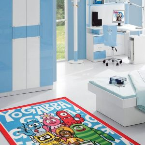 YGG-2-BLUE-150X100 Kids Multi Rug - The Flooring Guys